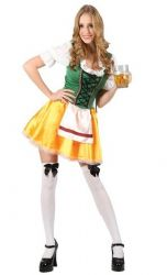 Sexy Beer Girl Costume (SF0103)